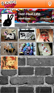 Graffiti Kings social app - screenshot thumbnail