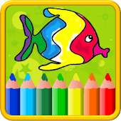 Learn Coloring Pro- Kids Paint