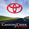 Canyon Creek Toyota DealerApp icon