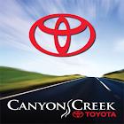 Canyon Creek Toyota DealerApp icon