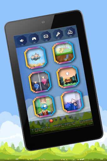 Touch Arcade Bundle 30 in 1