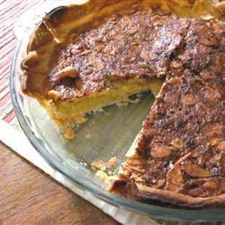 Maple Chess Pie