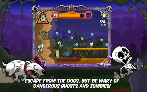 Boney The Runner- screenshot thumbnail