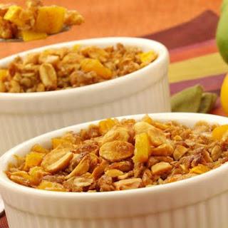 Mango Peanut Crisp