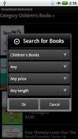 Screenshot of Smashwords Access