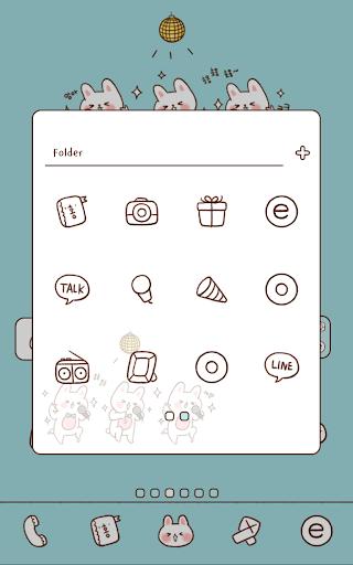 【免費個人化App】랩을 한다 홍홍홍 도돌런처 테마-APP點子