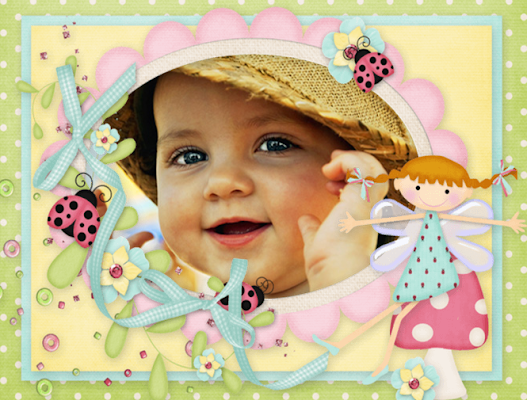 Baby Photo Frames - screenshot