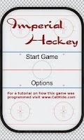 Screenshot of Imperial Hockey