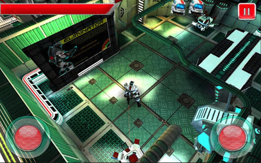 無料街机Appのエリミネーター -  3Dシューティングゲーム|記事Game