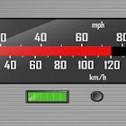 Velocímetro 125 icon