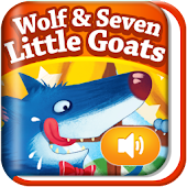 Wolf & Seven Little Goats
