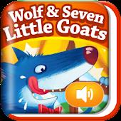Wolf & Seven Little Goats