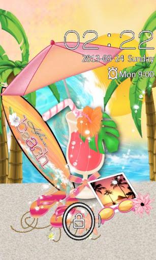 Summer Vacation GO LOCKER THM