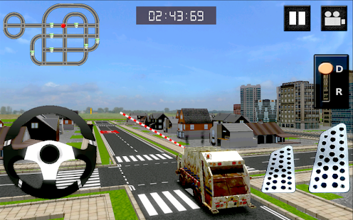 Garbage Truck Driver 3D Screenshot