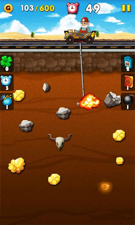 Gold Miner Free 1.5.065 screenshot 206241