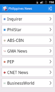 Philippines News- screenshot thumbnail