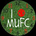 Manchester United 2013 clock icon