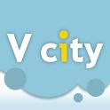 V city HK icon