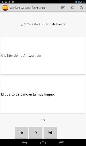【免費教育App】Spanisch Lesebuch A1/A2-APP點子