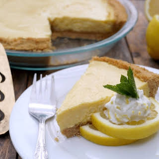 Creamy Lemon Pie Overload.