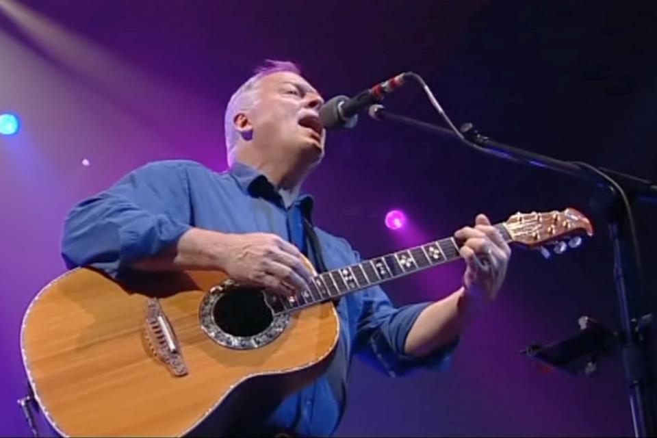 David Gilmour in Concert - screenshot