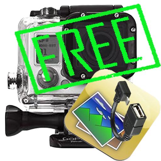 GoPro SD Backup2Phone Free