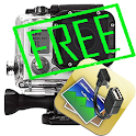 GoPro SD Backup2Phone Free icon