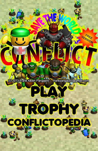 Save The World - Conflict