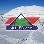Skiing in Lebanon