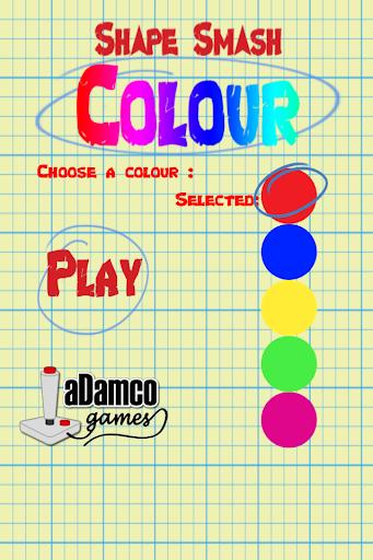 Shape Smash Colour