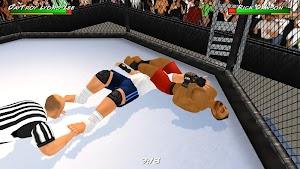 2 Wrestling Revolution 3D App screenshot