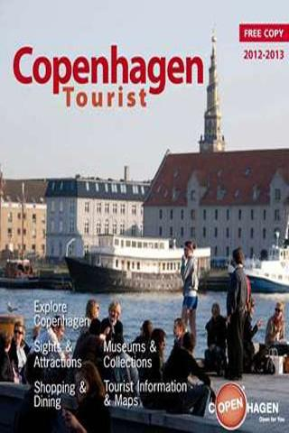 Copenhagen Tourist- screenshot