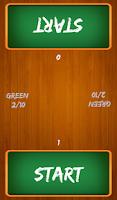 Screenshot of ReactTime (Reflex Measure)
