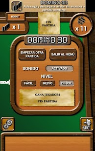 Domino 3D Online - screenshot thumbnail