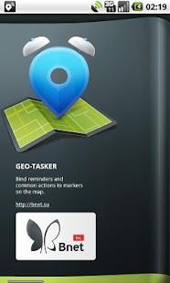GEO-Tasker - screenshot thumbnail