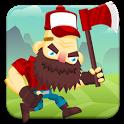 Lumberjack Run icon