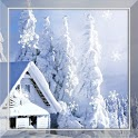 Winter nature live wallpaper icon
