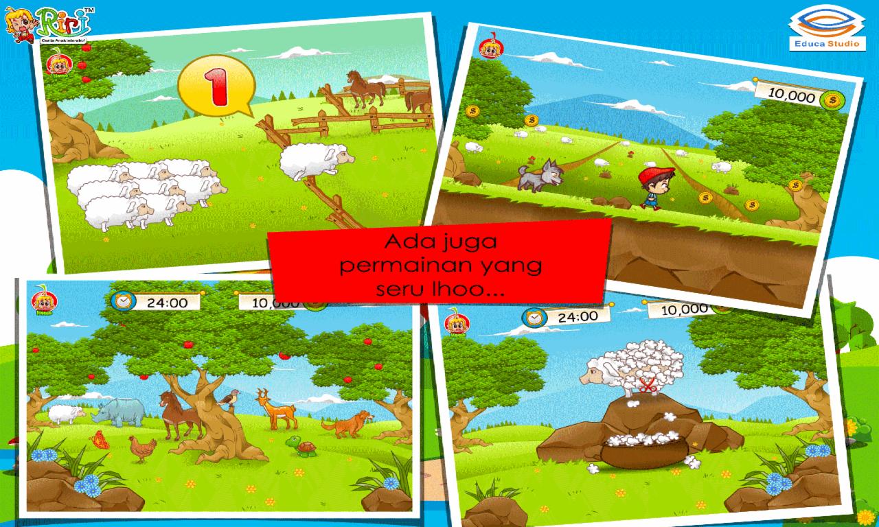 Cerita Anak Penggembala Kecil Apl Android Di Google Play