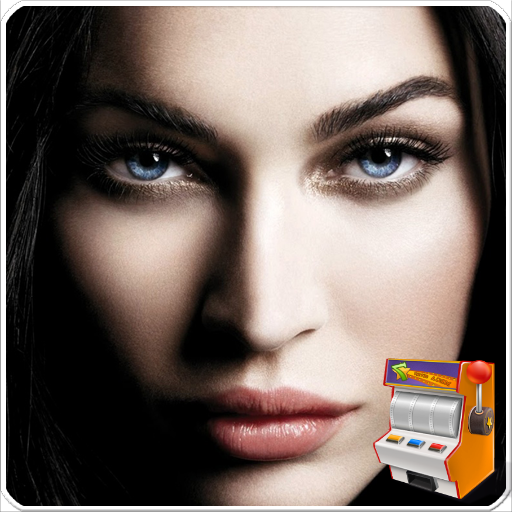 Slot Machine  Megan Fox