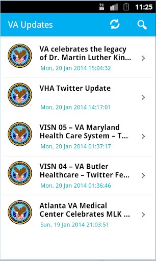 Veteran Affairs Hospital News
