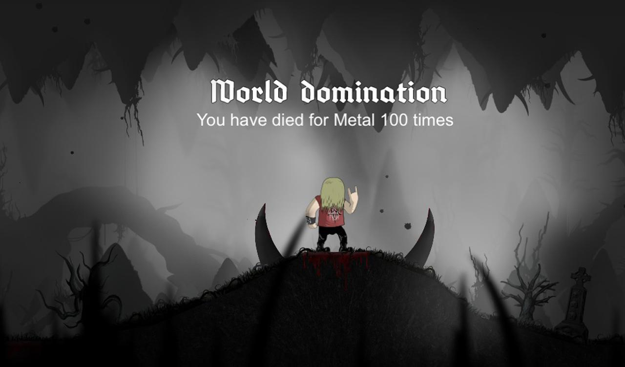 Die For Metal Again- screenshot