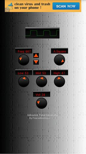 提前音调发生器