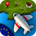GeoFlight Europe: Geography icon