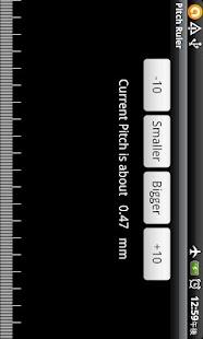 Pitch Ruler- screenshot thumbnail