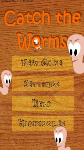 Catch the Worms Beta