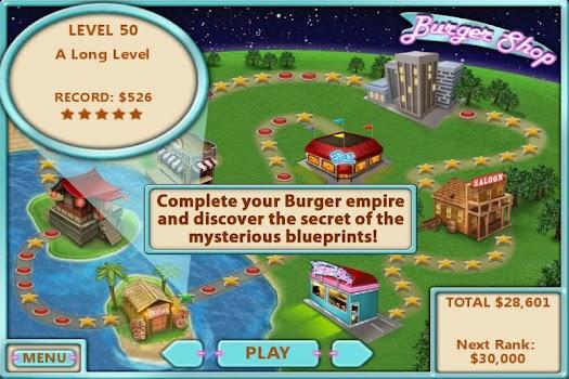 Burger Shop FREE