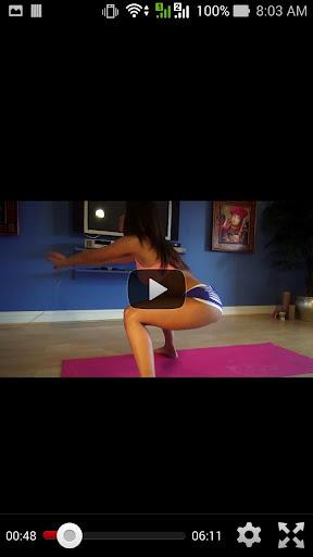 Butt Workouts Tone Buttocks.