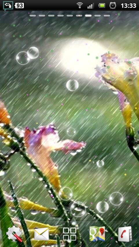 live rain wallpaper - Android Apps on Google Play