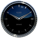 DEVANCE Designer Clock Widget