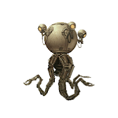 Mr.Handy widget from Fallout 3